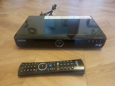 Bt Youview  Dtr-T1000 500Gb Freeview Recorder, Great