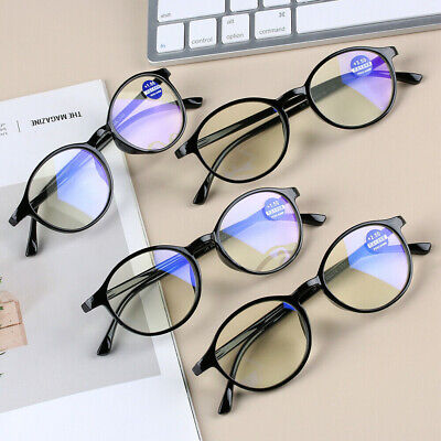 Computer Glasses Anti Blue Rays Resin Lens Reading Glasses Presbyopia Eyeglasses