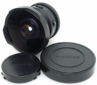 Mamiya Sekor Fisheye Z 37mm F4.5 W Lens For Mamiya RZ67