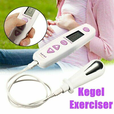 Pelvic Floor Muscle Stimulator Exerciser Electric Kegel Trainer Toner Therapy AU