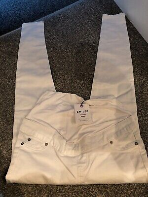 New Look Emilee Over Bump Jegging Maternity Size 8 BNWT