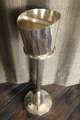 Vintage Sheridan Silver Plated Champagne Bucket Very Good