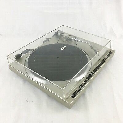 Pioneer Direct Drive Auto Return PL-200 Turntable Record Player & Pyle Preamp