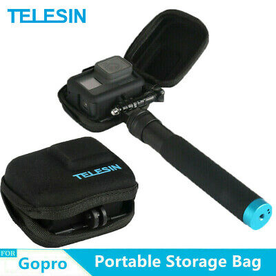 TELESIN Portable Storage Bag Protection For GoPro Hero7/6/5 Sports Action Camera