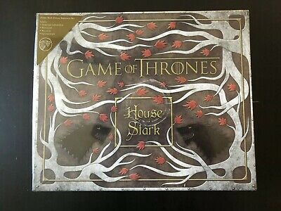 New Sealed Game Of Thrones House Of Stark  Stationary Set Insight Edition 2015