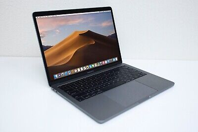 "STELLAR Apple MacBook Pro 2017 13"" RETINA 2.3 GHz i5 128GB SSD 8GB RAM 92% Batt"
