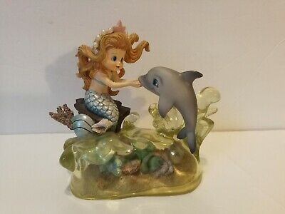 Hamilton Rainbow Reef Collection Limited Edition GENTLE GREETING Mermaid 1999