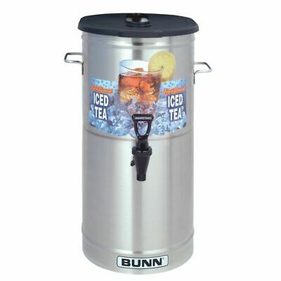 BUNN 34100.0002 TDO-4 Iced Tea Dispenser With Brew Thru Lid