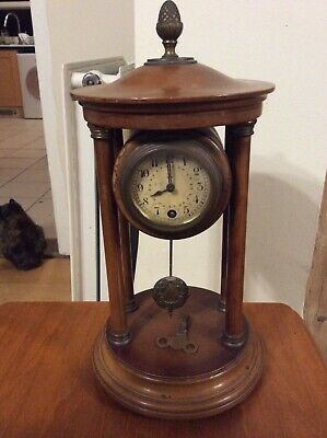 HAC Bandstand Clock , Good Original Condition, No Damage.