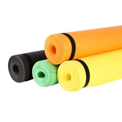 Anti-Slip Yoga Mat Thick Large Foam Exercise Gym Fitness Pilates Meditation Top