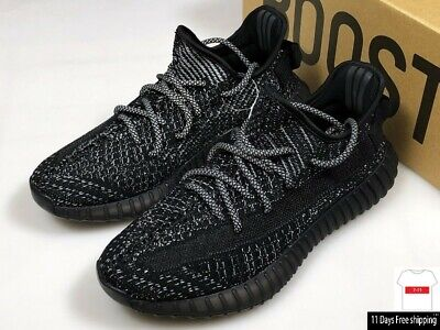 Adidas Yeezy Boost 350 V2 Static 3M Running Trainers Shoes
