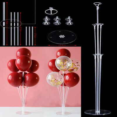 1 Set Balloon Accessory Base Table Support Holder Cup Stick Stand Decorations
