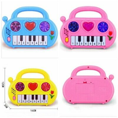 Musical Piano Kids Baby Educational Developmental Music Toys Game for Toddler