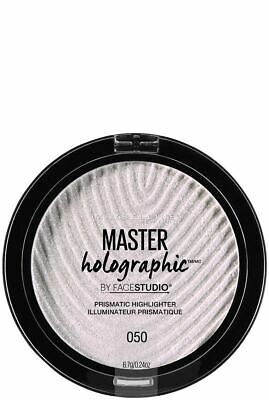 Maybelline Facestudio Holographic Prismatic Highlighter 050 Opal Flips Blue