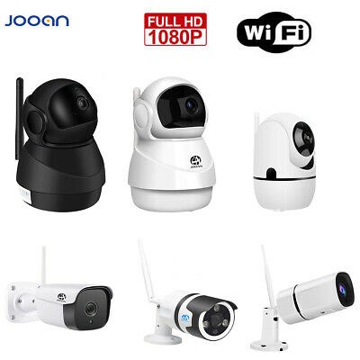 FHD 1080P Smart Wireless IP Camera Wi-Fi Home Security CCTV Camera IR Night