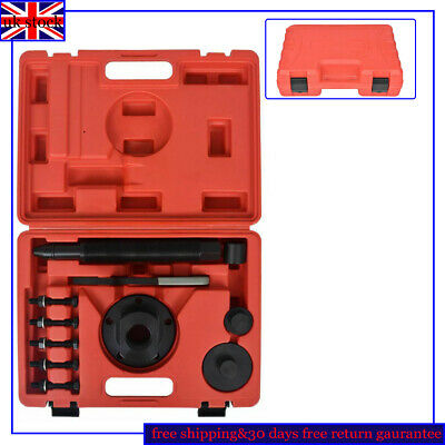 Front Wheel Hub Puller Tool Set for Ford Transit Bearing Removal Adapter  Steel