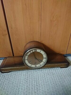 A Superb German Westminster Chime Mantel Clock