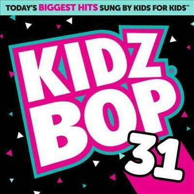 Kidz Bop 31 - Today's Biggest Hits [New & Sealed] CD