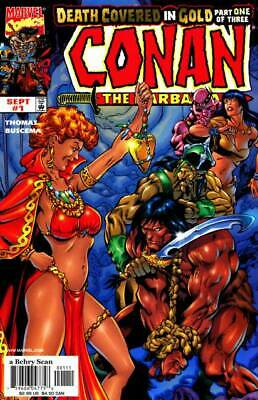 Conan Death Covered in Gold (1999) #   1-3 (8.0/9.0-VF/VFNM) SET