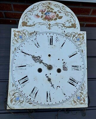 Antique Longcase Clock 8 day dial circa 1825