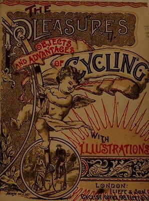 51 Old Cycling Books On Usb - Bicycle History Penny Farthing Early Motorcycles