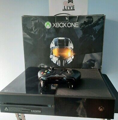 Microsoft Xbox One 500GB Console Black Boxed Full Set | Excellent Condition