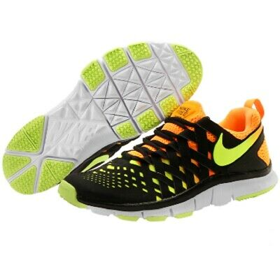 Details about Nike Free Run 2 Woven LTR NRG Mens Size 8 Running Shoes Squadron Blue 553280 440