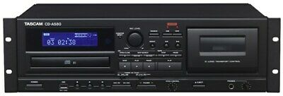 Tascam CD-A580 Cassette, USB, CD Player/Recorder