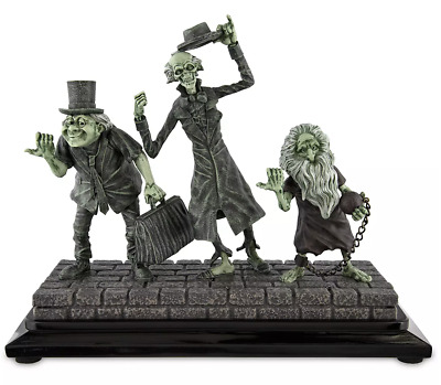 NEW DISNEY WORLD HITCHHIKING GHOSTS GALLERY OF LIGHT OLSZEWSKI HAUNTED MANSION