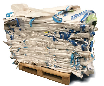 Sandbaggy Recycled FIBC Bulk Bags Super Sacks -Available in Different Quantities