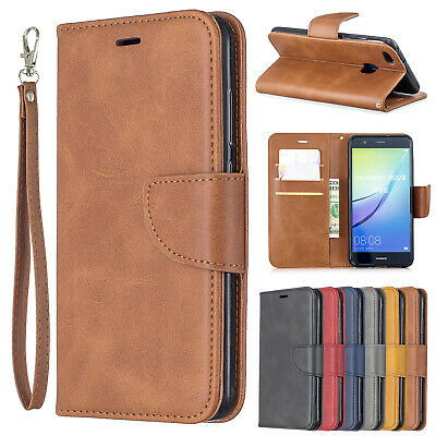 For Huawei P30 Pro Mate 20 Lite P20 Case Retro Magnet Leather Flip Wallet Cover