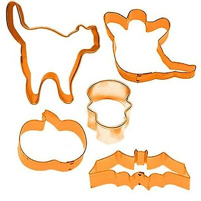 5 Music Cookie Cutters G Clef Guitar Trumpet French Horn Note Birthday Parties