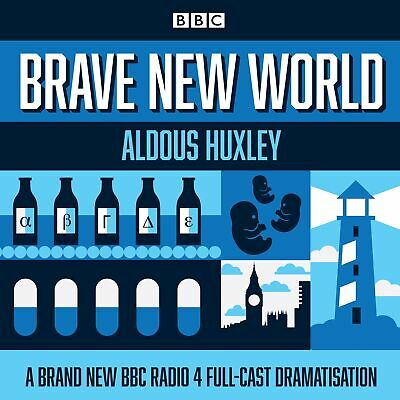 NEW BOOK Brave New World by Huxley, Aldous (2016)