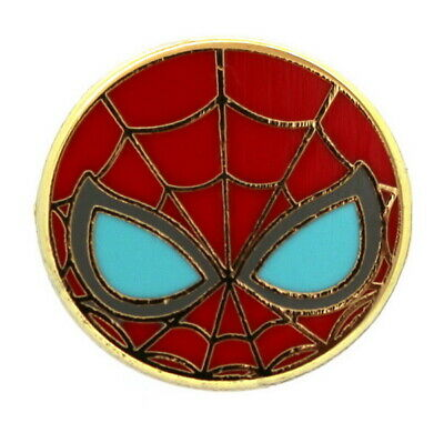 2018 Disney Marvel Studios 10th Anniversary Emoji Spider Pin