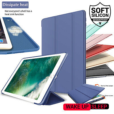 """For Apple iPad 10.2"""" 2019 7th Gen Case Smart Magnetic Flip Leather Stand Cover"""