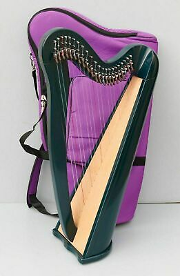 New 22 Strings Harp, Fully Levered and Carry Bag,( Free Shipping USA )