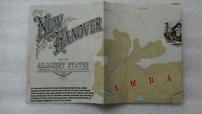 Red Dead Redemption 2 Map Poster of New Hanover and New Austin PS4/XBOX ONE/PC