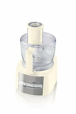 Swan SP32020HON Fearne Food Processor, 1100 W, 2.8 liters, Honey