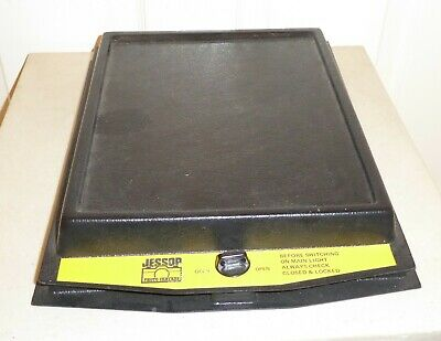 """Jessop 10"""" x 8"""" Paper Safe - Top Quality Darkroom Accessory in Good Condition"""