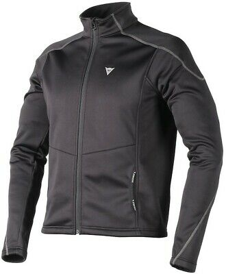 Felpa antivento termica Dainese No Wind Layer D1 nero