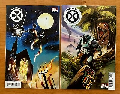 House of X 5, Powers of X 5 Mike Huddleston 1:10 Incentive Variants 2019 NM+