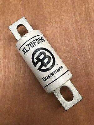 Bussmann XL70F250 250amp Semiconductor Fuse