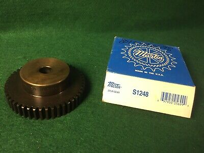 Martin Sprocket & Gear Inc S1248 Spur Gear