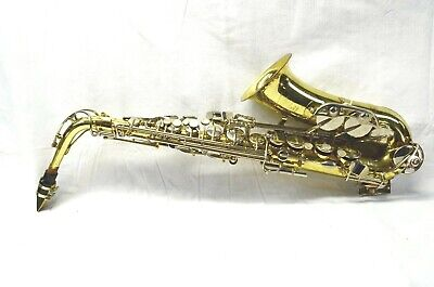 Selmer Bundy Ii Alto Saxophone With Case Yamaha Mouth Piece 201003809