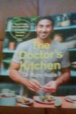 The Doctor's Kitchen cookery book by Dr Rupy Aujla