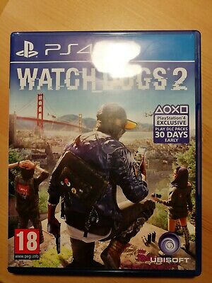Watch Dogs 2 (PS4 PlayStation 4)