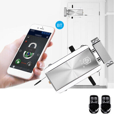 Anti-theft Security Home Smart Door Lock APP Remote Control Switch Motor Automat