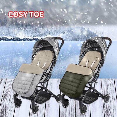 Universal Toddler Cosy Toes Footmuff Buggy Pushchair Stroller Pram winter