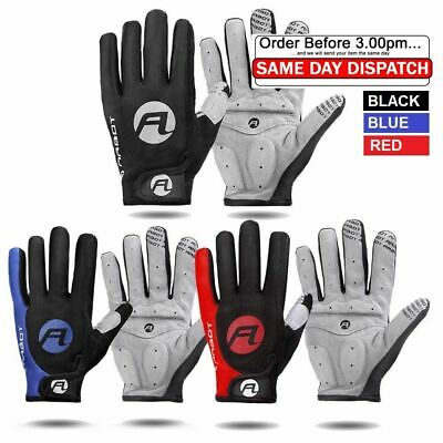 Cycling Gloves for Professional Waterproof Windproof Full Finger Touch Screen