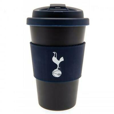 Tottenham Spurs Silicone Grip Travel Mug New official licensed football product